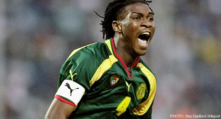 2000 - Cameroon Wins ACN