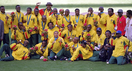 2000 - Cameroon Gold