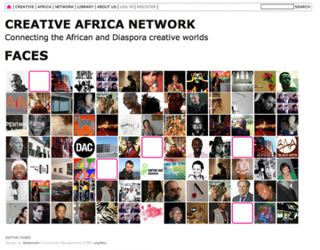 2009 - Creative African Network